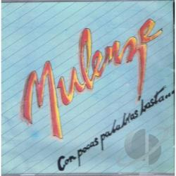 Mulenze - Con Pocas Palabras Basta CD Cover Art