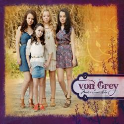 Von Grey - Make Some Noise CD Cover Art