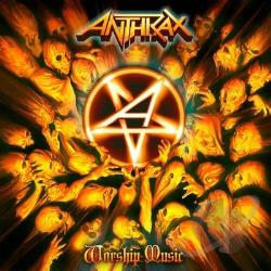 Anthrax - Worship Music LP Cover Art