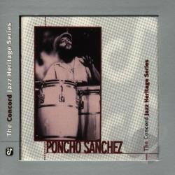 Sanchez, Poncho - Concord Jazz Heritage Series CD Cover Art