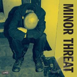 Minor Threat - Complete Discography CD Cover Art
