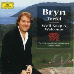 Jones / Terfel, Bryn / Wno - We'll Keep a Welcome CD Cover Art