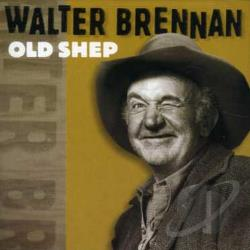 Brennan, Walter - Old Shep CD Cover Art