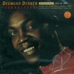 Dekker, Desmond - Israelites: Anthology 1963-1999 CD Cover Art
