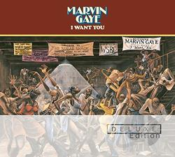 Gaye, Marvin - I Want You CD Cover Art