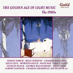 Golden Age Of Light Music: 40s CD Cover Art