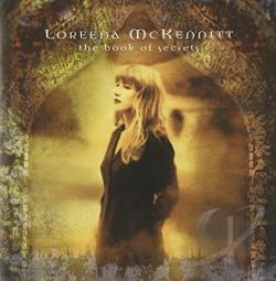 McKennitt, Loreena - Book of Secrets CD Cover Art
