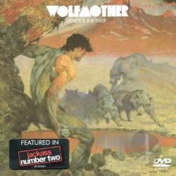 Wolfmother - Joker & The Thief : Wolfmother DVD Cover Art