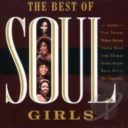 Best Of Soul Girls CD Cover Art
