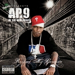 AP.9 - Respect My Gangsta CD Cover Art