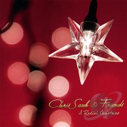 Saub, Chris & Friends - Radial Christmas CD Cover Art