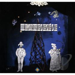 Blake / E - Border Radio CD Cover Art