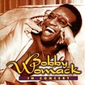 Womack, Bobby - In Concert DB Cover Art