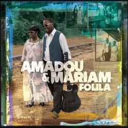 Amadou & Mariam - Folila CD Cover Art