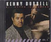 Burrell, Kenny - Ellington Is Forever, Vol. 2 CD Cover Art