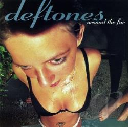 Deftones - Around the Fur CD Cover Art