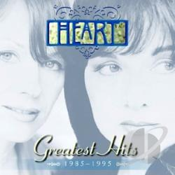 Heart - Greatest Hits 1985 -1995 CD Cover Art