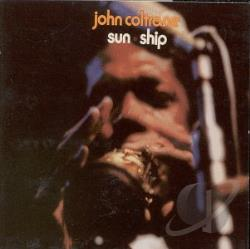 Coltrane, John - Sun Ship CD Cover Art