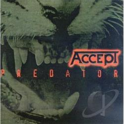 Accept - Predator CD Cover Art