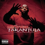 Mystikal - Tarantula CD Cover Art