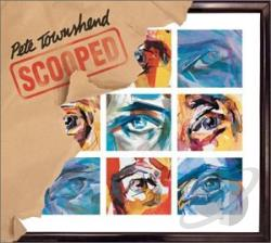 Townshend, Pete - Scooped CD Cover Art