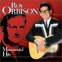 Orbison, Roy - Monumental Hits CD Cover Art