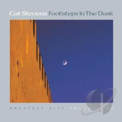 Stevens, Cat - Footsteps in the Dark: Greatest Hits, Vol. 2 CD Cover Art
