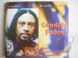 Fabre, Candido - Le World Cuba CD Cover Art