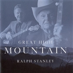 Stanley, Ralph - Great High Mountain CD Cover Art