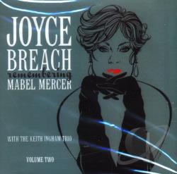 Breach, Joyce - Remembering Mabel Mercer, Vol. 2 CD Cover Art