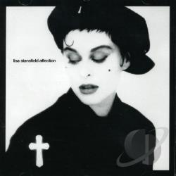 Stansfield, Lisa - Affection CD Cover Art