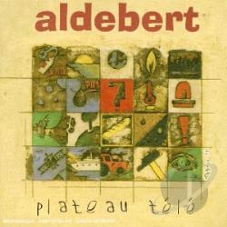 Aldebert - Plateau Tele CD Cover Art