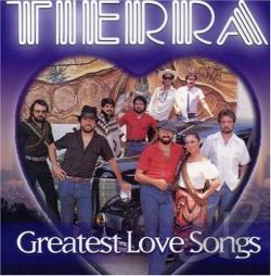 Tierra - Greatest Love Songs CD Cover Art