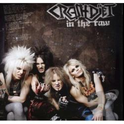 Crashdiet - In The Raw DS Cover Art