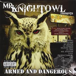 Knightowl - Armed and Dangerous CD Cover Art