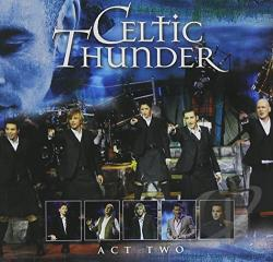 Celtic Thunder - Act Two CD Cover Art