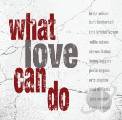 What Love Can Do CD Cover Art