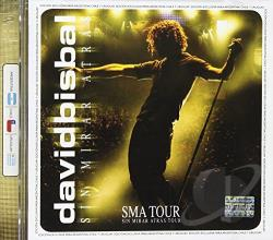 Bisbal, David - Sin Mirar Atras Tour CD Cover Art