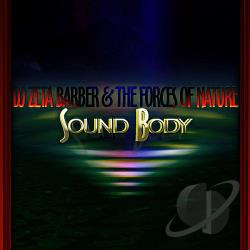 Zeta Barber & The Forces of Nature - Soundbody CD Cover Art