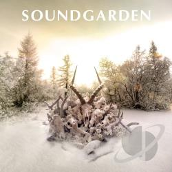Soundgarden - King Animal CD Cover Art