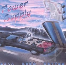 Power Supply - Bass Boom Bottom CD Cover Art