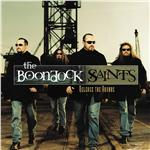 Boondock Saints - Release The Hounds CD Cover Art