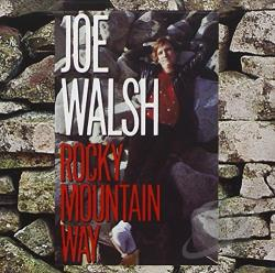 Walsh, Joe - Rocky Mountain Way CD Cover Art