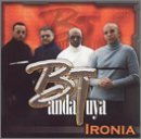 Banda Tuya - Ironia CD Cover Art