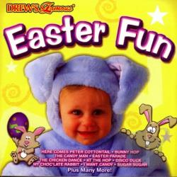 Drew's Famous - Drew's Famous Easter Fun CD Cover Art