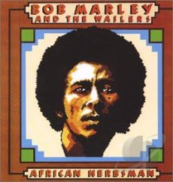 Marley, Bob / Marley, Bob & The Wailers - African Herbsman CD Cover Art