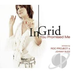 Ingrid - You Promised Me DS Cover Art