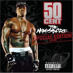 50 Cent - Massacre (Special Edition) CD Cover Art