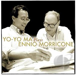 Ma, Yo-Yo - Yo-Yo Ma Plays Ennio Morricone CD Cover Art