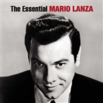 Lanza, Mario - Essential Mario Lanza CD Cover Art